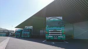 古河営業所トラック