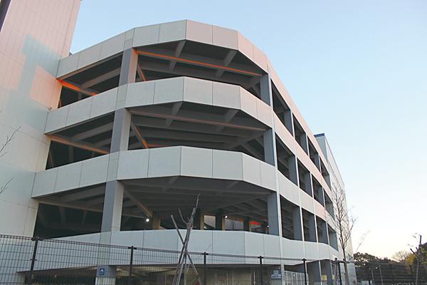 川崎配送センター外観
