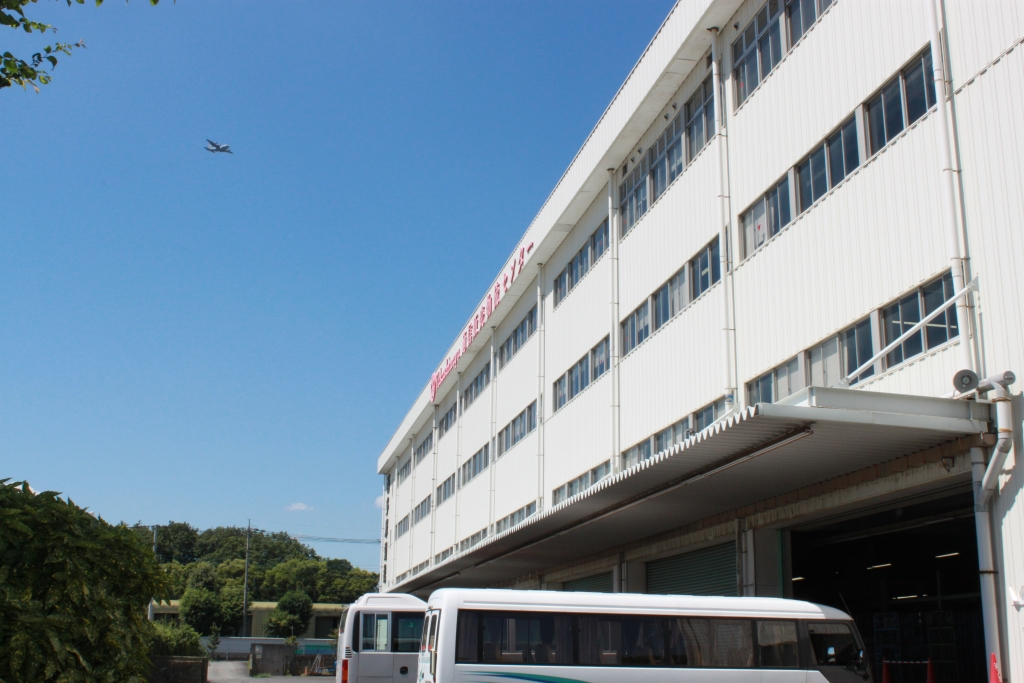 西東京物流センター外観2
