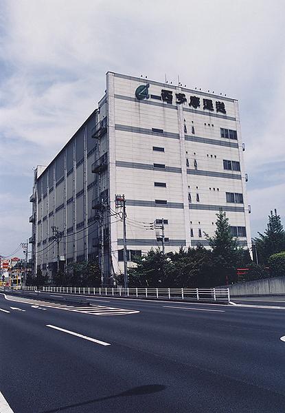 埼玉物流センター外観