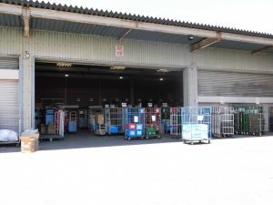 甲府営業所倉庫